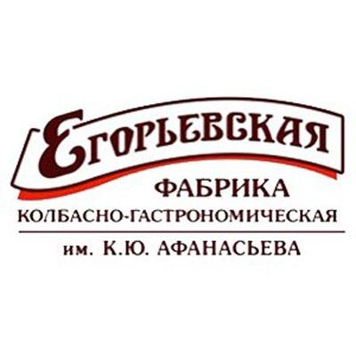 Logo - Егорьевская колбасно-гастрономическая фабрика